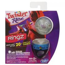 Brinquedo Anel Azul Twister Rave Ringz - Hasbro A2036