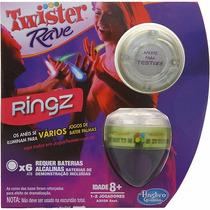 Brinquedo Anel Verde Twister Rave Ringz - Hasbro A2036