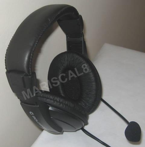 Headphone Profissional Fone De Ouvido C/ Microfone Gamer Pc