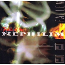 Cd Fallen - Fields Of The Nephilim - Frete Gratis