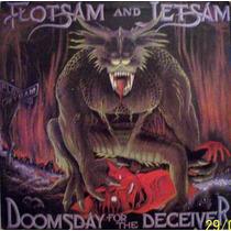Vinil Lp Flotsam And Jetsam - Doomsday For The Deceive