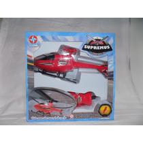 Helicoptero Lançador Supremus Twister - Estrela - Novo