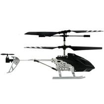 Helicóptero Storm Bee Black 3 Canais Brinquedo Iphone Ios