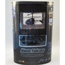 Helicoptero Silverlit Nano Falcon R/c - Controle Remoto Dtc