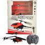 Helicóptero De Controle Remoto 2,5 Canal Ir Vermelho