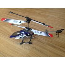 Helicóptero Controle Remoto R/c Series 333 Gyro
