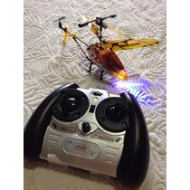Mini Helicóptero Syma S107g Giro Cont. Remoto