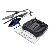 Helicóptero De Controle Remoto Com Giro Rtf ( Importado )