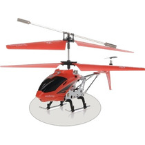 Mini Helicóptero 3.5 Ch Voa Com Vento Tecnologia Moderna