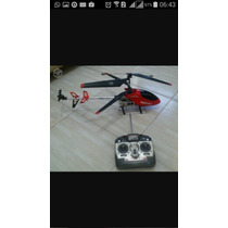 Helicoptero Controle Remoto 3 Canais Panther Candide