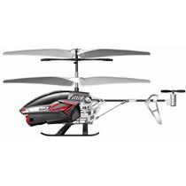 Helicóptero Controle Remoto C/ Câmera Gyro 2.4ghz - Prata