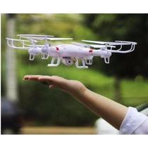 Drone Quadricóptero Skylaser Com Câmera Frete Gratis