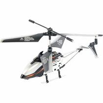Mini Helicóptero 3,5 Canais Com Controle Remoto Preto Brink+