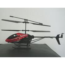 Helicóptero De Controle Remoto - Rc Ótimo