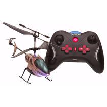 Helicóptero L6033 Controle Remoto Brinquedo Criança 3 Canais