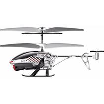 Helicóptero Controle Remoto C/ Câmera Gyro 2.4ghz - Branco !