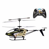 Helicóptero Fênix 3 Canais Com Giroscópio Preto - Art Brink