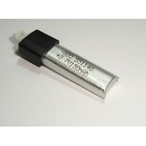 Bateria Li Po 3.7v 150 Mah V911 Plug Novo Pronta Entrega