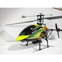 Helicóptero Wltoys V912 - 4 Canais Com Câmera Foto E Filma