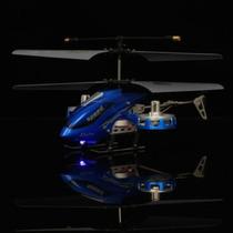 Helicóptero Rc 4 Canais Com Controle Remoto Presente Criança