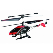 Helicoptero Auldey Rc Stalker 3-channel Gyro Helicopter