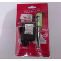 Aquecedor De Velas C/carregador 110v E Bateria 1600mah
