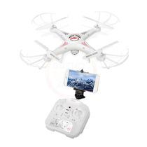 Drone Com Camera Hd Galaxy G20 Sistema Wifi Fpv