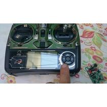 Controle Remoto Com Placa Mãe Para Câmera Wl Toys