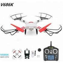 Drone Wltoys V686k Wifi Fpv Modo Headless Pronta Entrega