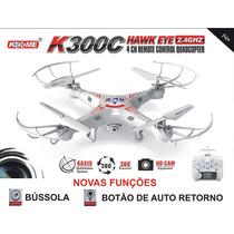 Drone Koome 300c Upgrade, Melhor Que Syma X5c Leia