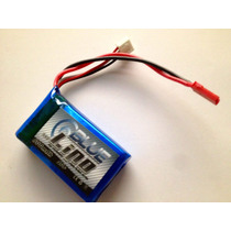 Bateria Lipo 7.4 Volts 800 Mah 2 S