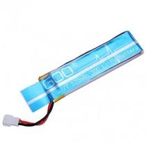 Bateria Li-po Wltoys V930 V977 Rc 3.7v 520mah 30c