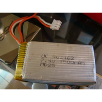 Bateria V913/mjx F45/scorpion Candide.