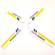 Kit Hélices Amarelas - Syma S105/s107 - Frete Fixo