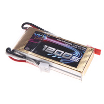 Bateria Lipo 2s Rc 1000 Mah 7,4v Descarga 20c Plug Jst