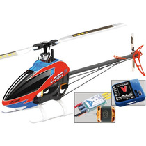 Helicoptero Mikado Logo 550 Sx Yge/scorpion/vbar Combo 02226