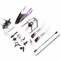 Kit Peças De Reposição Para Helicóptero Wltoys V911 Pro / V2