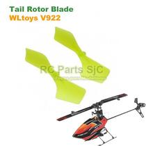 2 X Hélice Cauda (tail Rotor Blade) Wltoys V922 / Fbl100