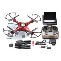 Drone Jjrc H8d Câmera 2mp Monitor Fpv Transmissão Tempo Real