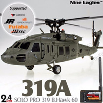 Helicóptero Nine Eagles Solo Pro 319 3g 6ch 2.4ghz Rtf Escal