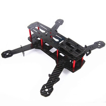 Kit Mini Quad Fpv, Motor, Esc, Helice Cc3d E Frame