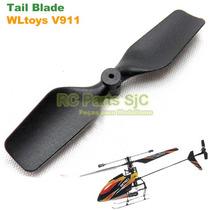 Hélice Traseira (tail Blade) Para Helicóptero Wltoys V911