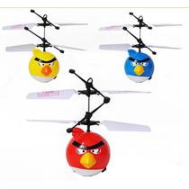 Helicoptero Angry Birds Disco Voador - Frete Grátis