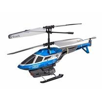 Miniatura Helicóptero De Controle Remoto Heli Splash Dtc
