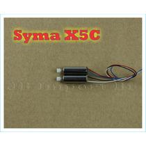 Motor Com Pinhão Drone X5c (a E B) - Syma