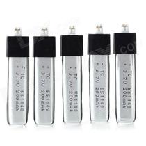 New Plug Bateria V911 200 Mah 3,7v Maior Autonomia Para Voos