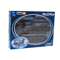 Kit Montar Helicóptero Boeing Ch-47 Chin New Ray 1:60 3423-4
