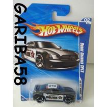 Hot Wheels 2010 #118 Dodge Charger Srt8 Police Gariba58