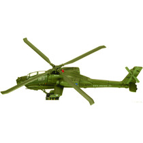 Miniatura Helicóptero Apache Planeta Deagostini