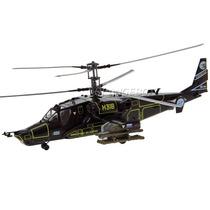 Helicóptero Kamov Ka-50 No318 Werewolf Russia 1:72 Ae-37024